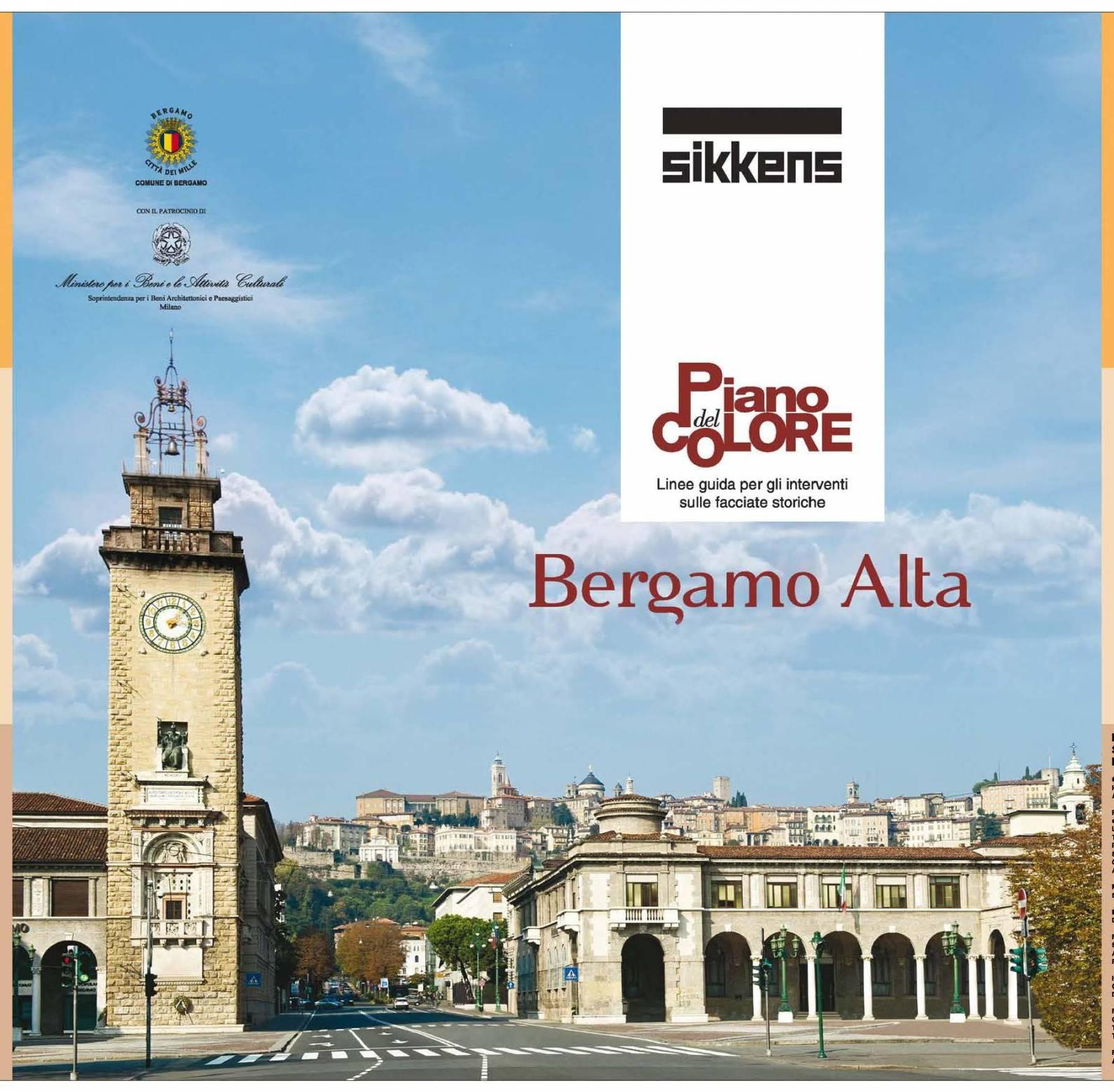 Bergamocult for B b bergamo alta